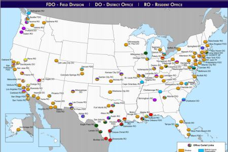 map of crime areas map of usa » Best country and world map   Country ...