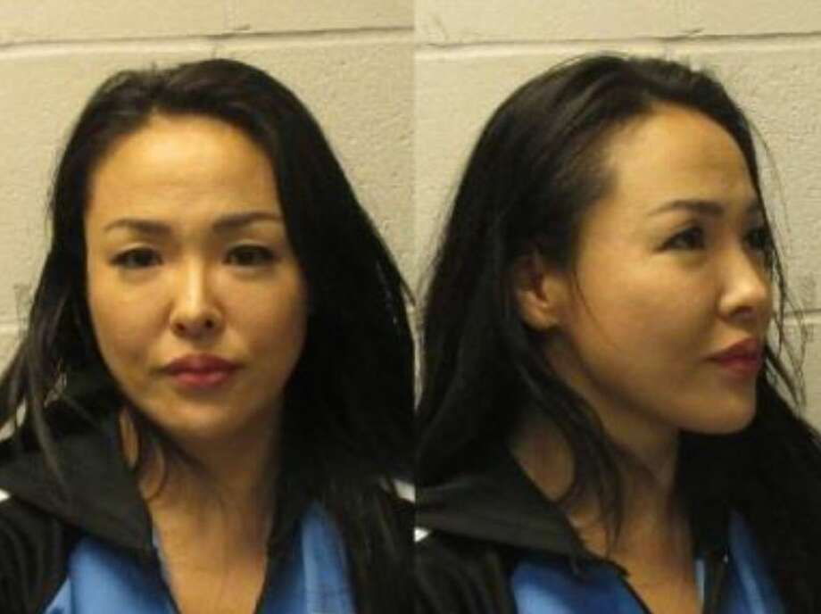 Eun Ha Fuller 40 Was Charged With Prostitution Jan 13 2017