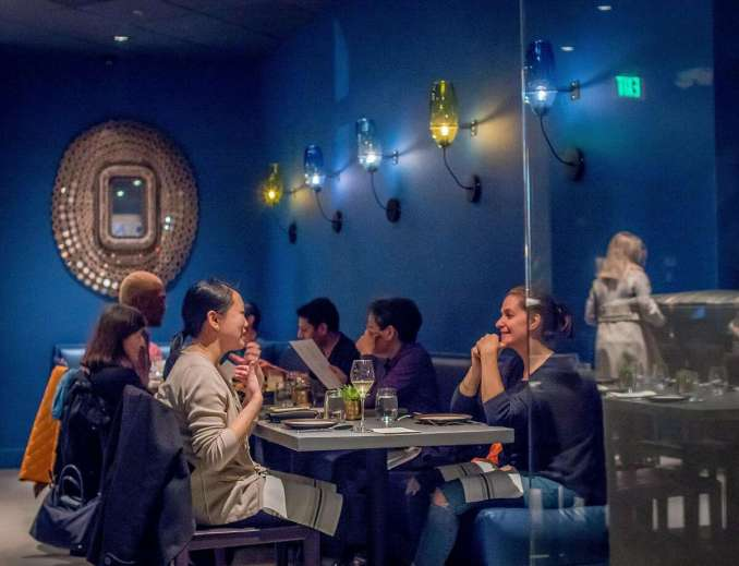 August 1 Five takes Indian cuisine to new heights