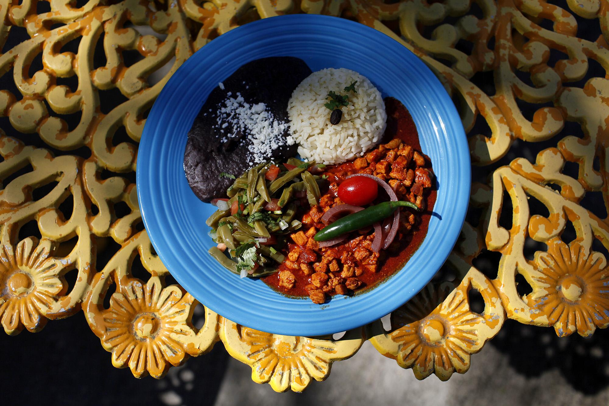 cascabel mexican patio