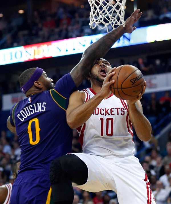 Lou Williams' debut with Rockets a hit in rout of Pelicans ...