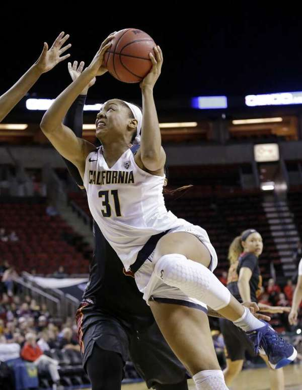 Cal women ousted by Oregon St. 65-49 in Pac-12 tourney ...