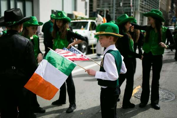 SF celebrates St. Patrick's Day with largest event west of ...