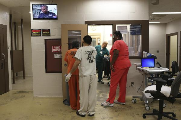 three largest mental health care providers are jails - HD 2000×1333