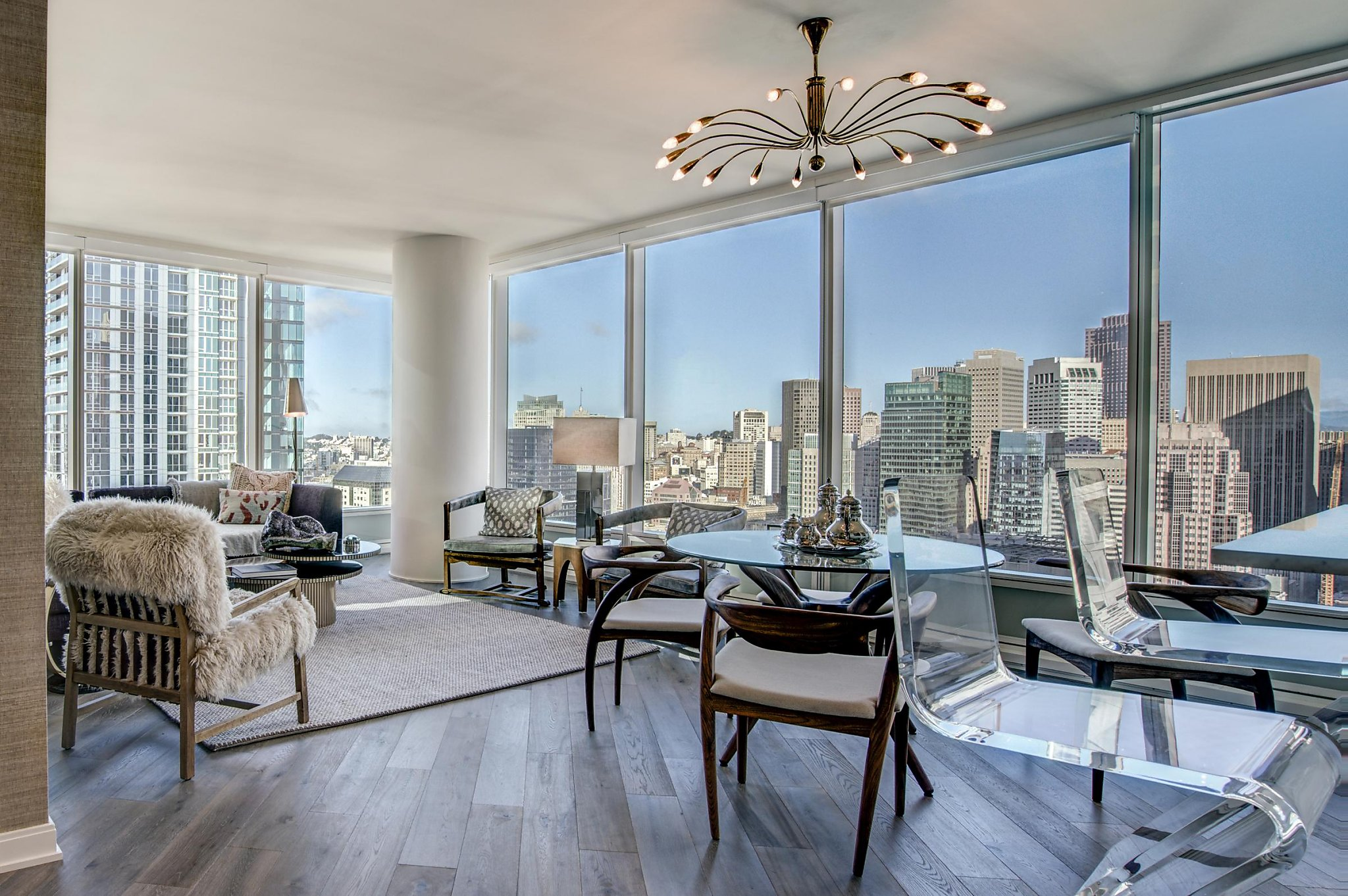 Ken Fulk-designed Condo In New Luxury Building