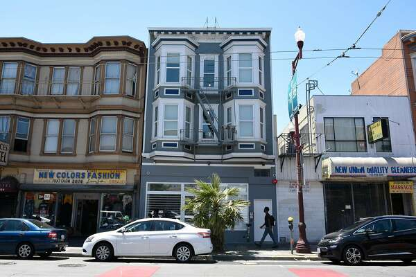 1of14starcity S Building At 2072 Mission Street In San Francisco The Co Living Startup Now Plans 270 Apartments 475 Minna St South Of Market
