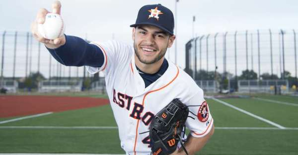 Astros' Lance McCullers to be featured on MLB Network's ...