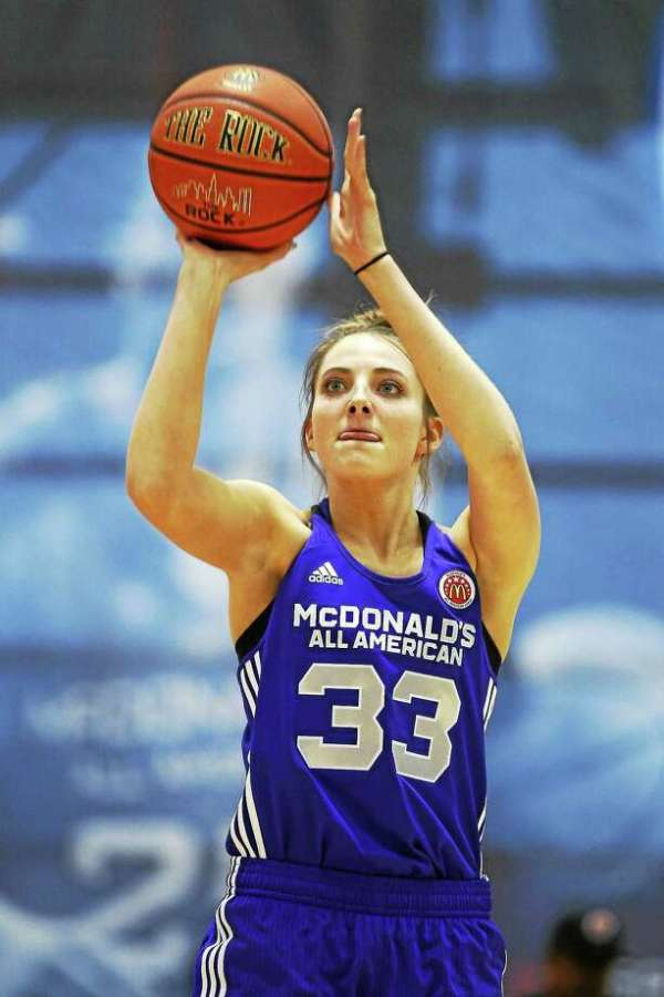 Katie Lou Samuelson never wavered on commitment to UConn ...