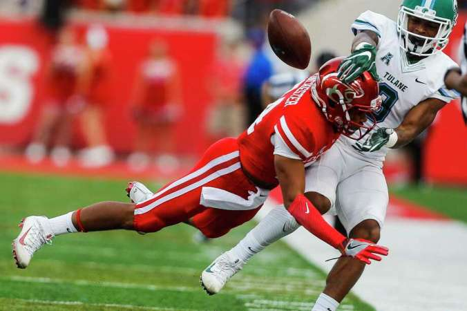 Image result for Tulane Green Wave vs. Houston Cougars