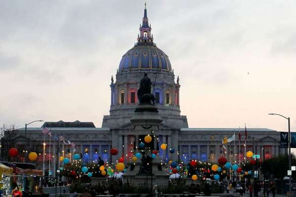 The Commons brings food, music, fun to S.F. Civic Center ...