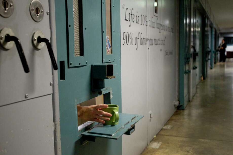 At the end of the 2008 fiscal year, 17.7 of the prisoners in administrative segregation were black; by the end of the last fiscal year, 24.7 percent were black. Over the same time frame, the portion of administrative segregation inmates who are white decreased by 4 percentage points. Photo: Brett Coomer, Staff / © 2014 Houston Chronicle