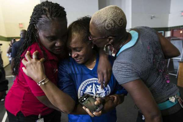 Houston Chronicle's most powerful photos of Hurricane ...