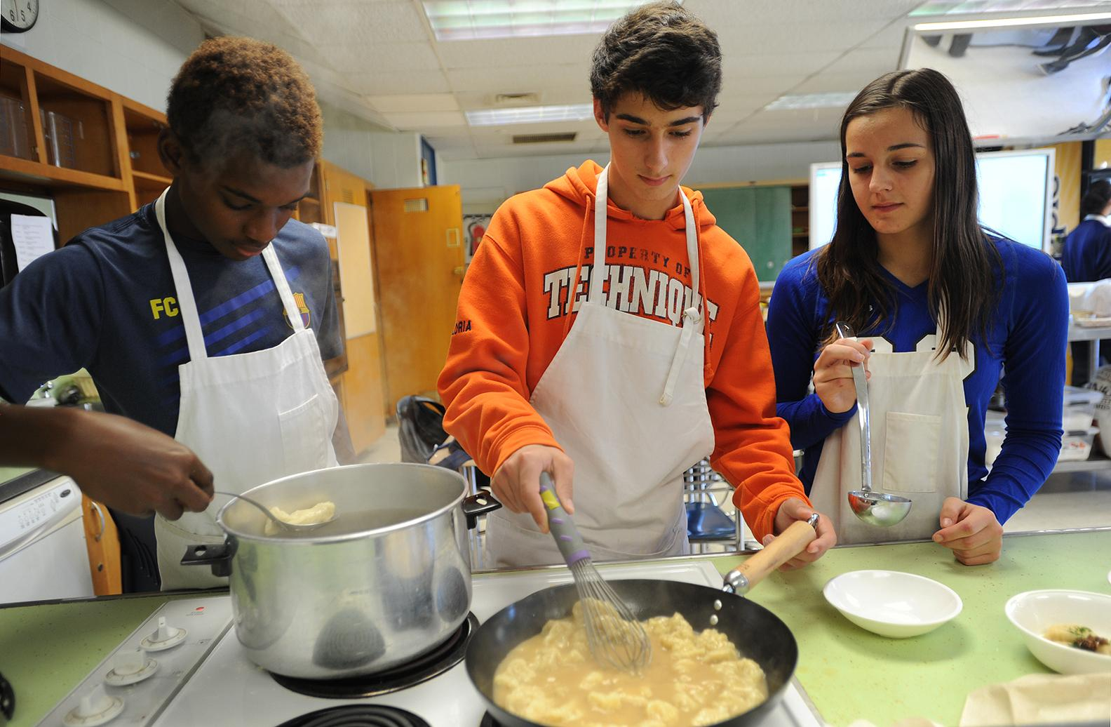 Bunnell High Students To Prepare Meals For Vets