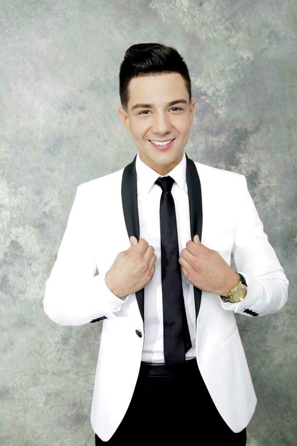 Facebook Live Regional Mexican Singer Luis Coronel