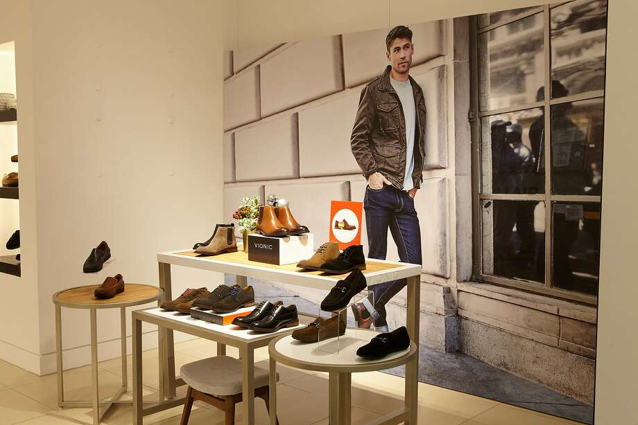 San Rafael comfort shoe brand Vionic has opened a pop-up in Westfield San Francisco Centre that will be open through April 2018. Photo: Vionic