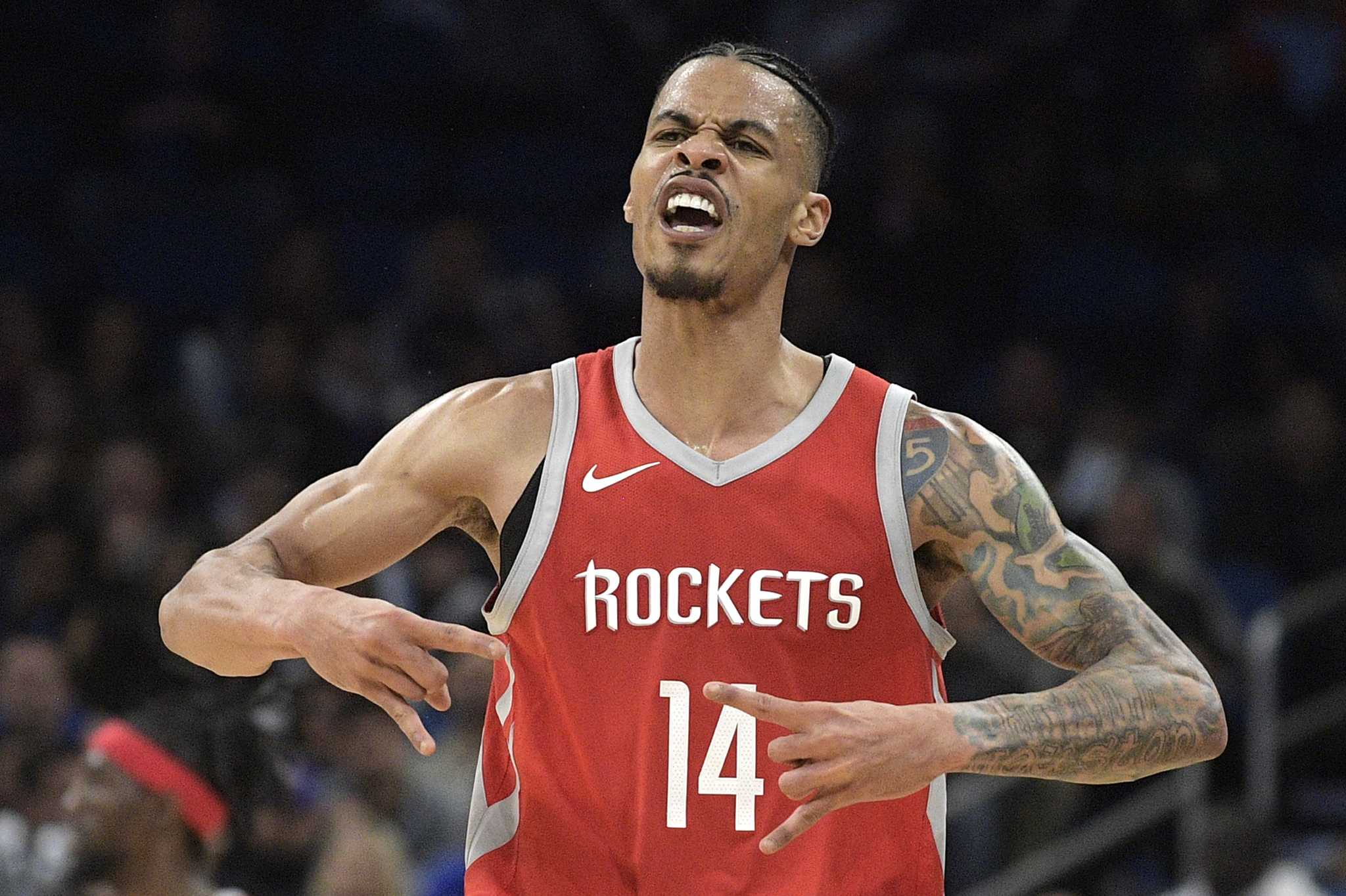 Gerald Green Feels Right At Home With Rockets