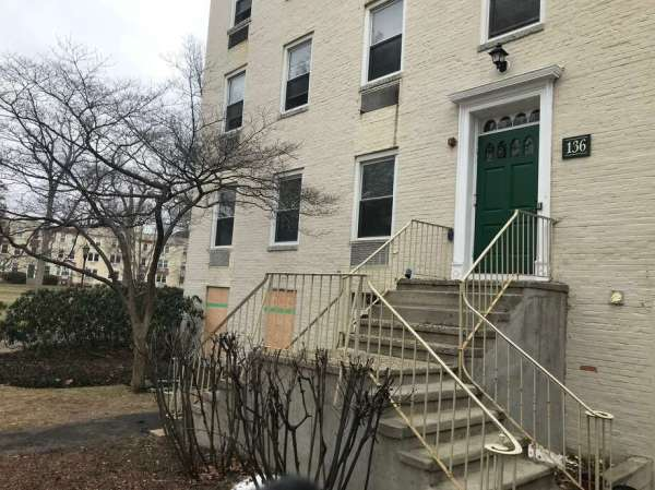 Electric blanket fire displaces four families in Stamford ...