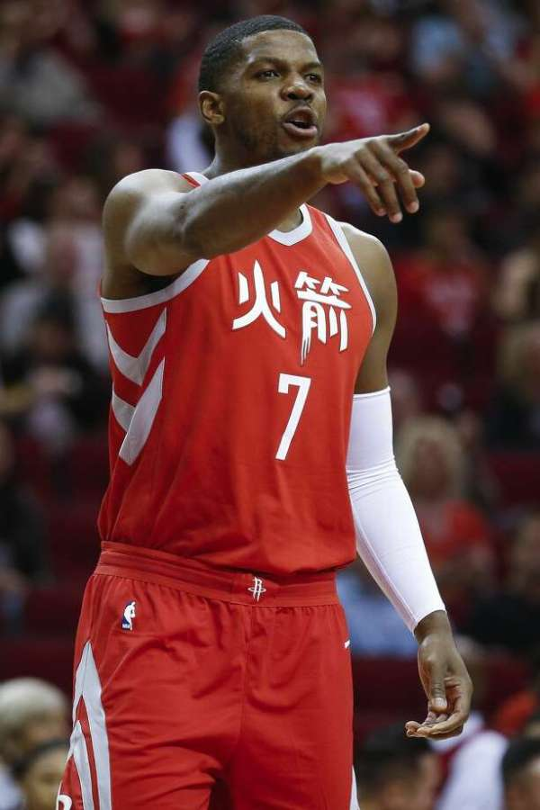 Rockets' Joe Johnson will play against former team for ...