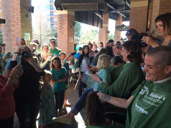 Annual St. Baldrick's head-shaving event set for March 11 ...