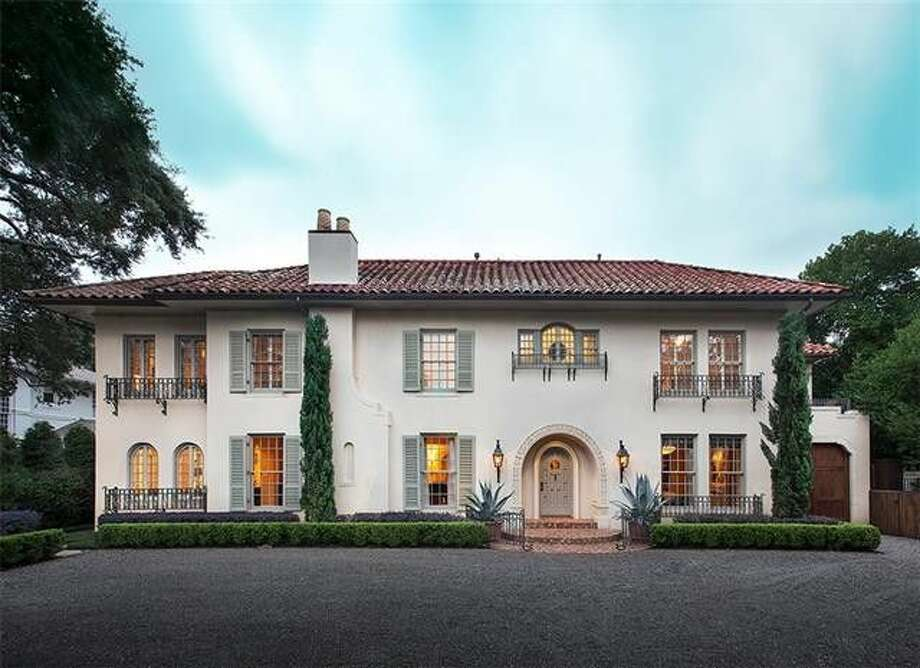 Lance Armstrong's 8,000-square-foot Austin, Texas, Mansion