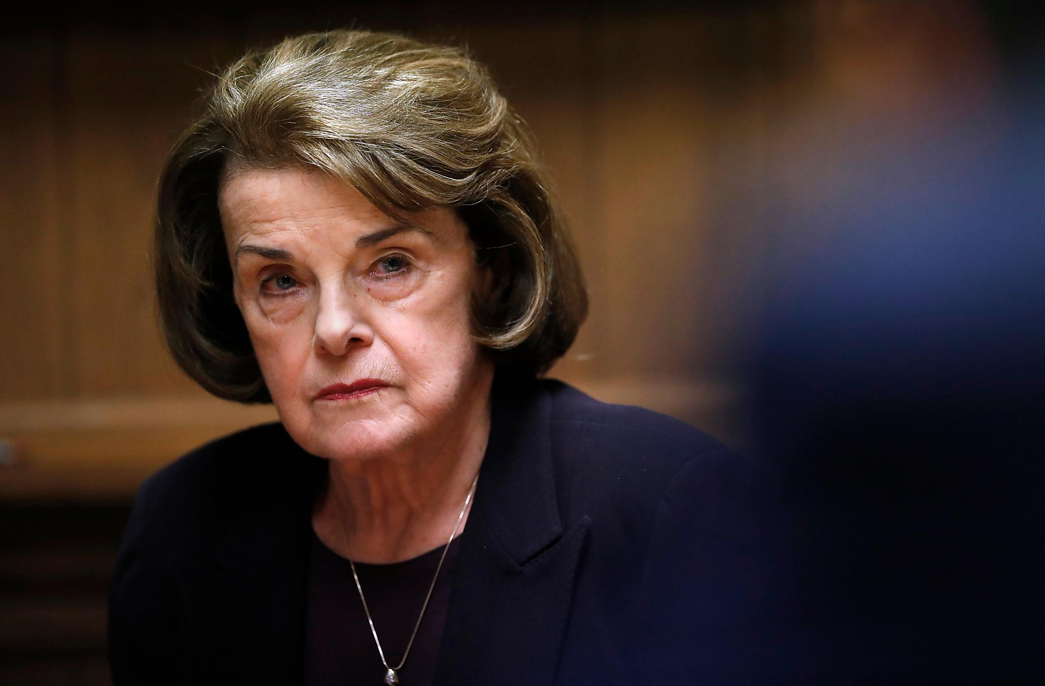 Editorial: Chronicle Recommends Dianne Feinstein For U.S