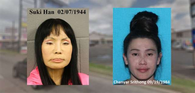 Suki Han 74 Left Was Arrested On The Spot For Allegedly Operating An