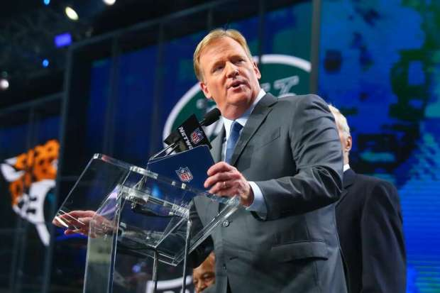 Let's start with an easy one. Rodger Goodell is and always be the biggest loser of the NFL Draft. I'm not sure I've ever seen a crowd so eagerly and viciously boo a man.
