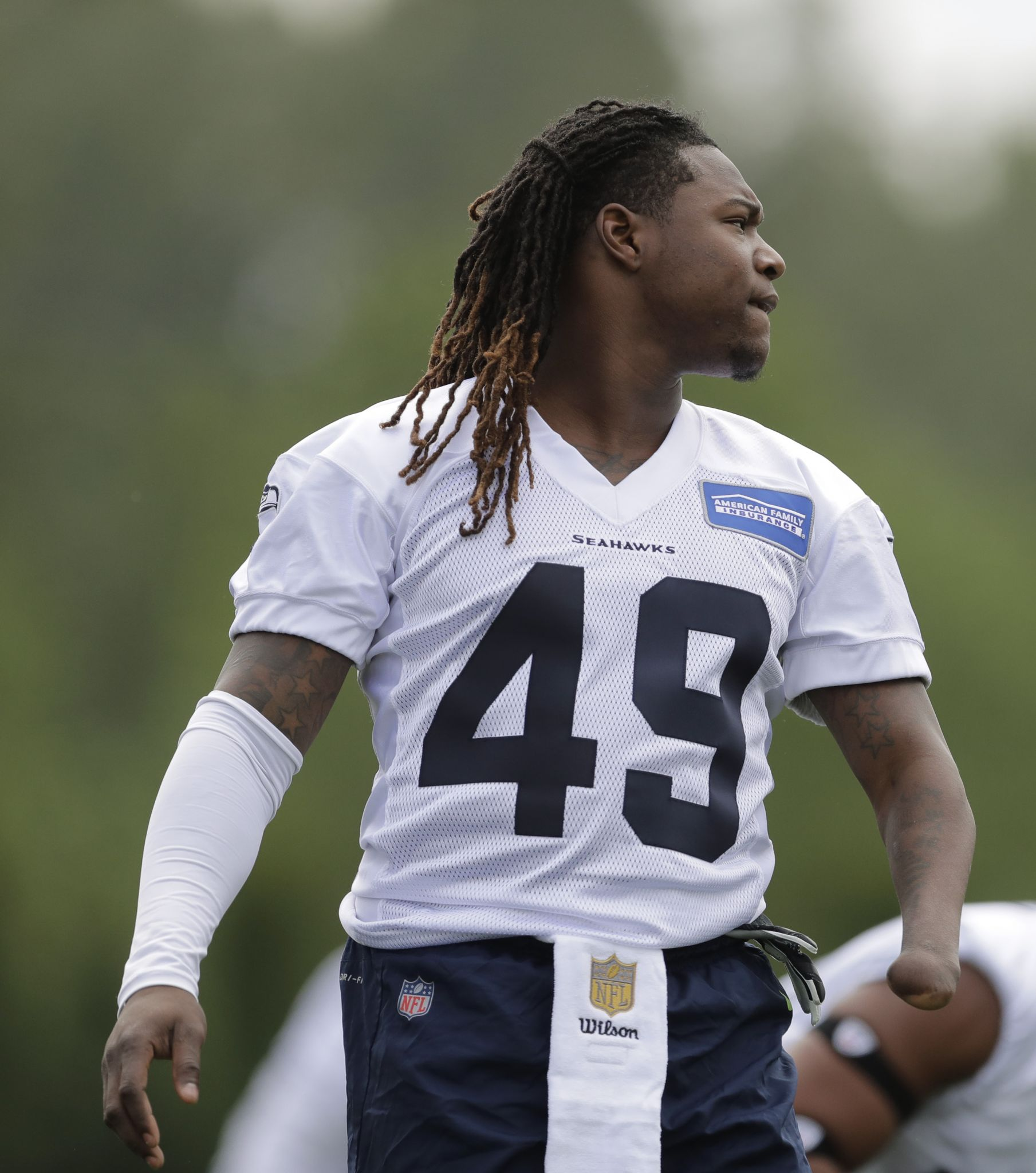 Seahawks Shaquem Griffin I M Never Going To Get