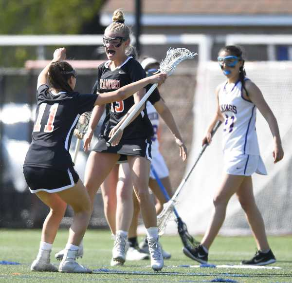 GIRLS LACROSSE: Stamford defeats rival Westhill ...