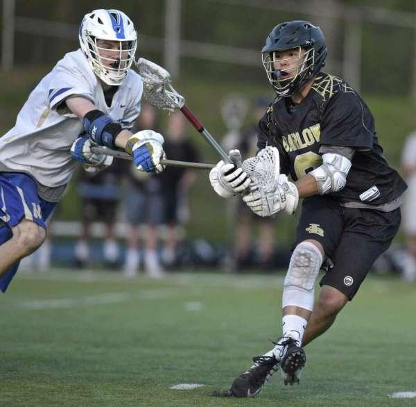 Boys lacrosse: Newtown holds off rival Joel Barlow