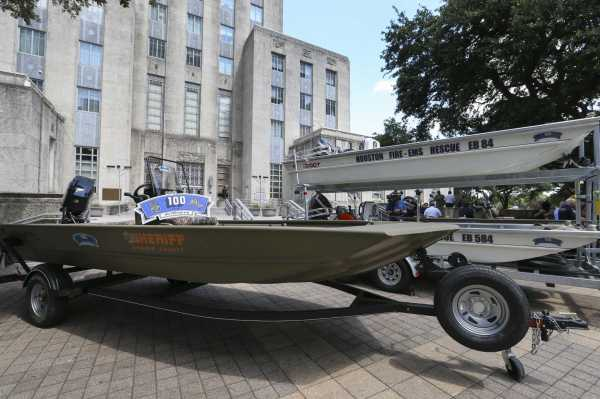 Harris County Sheriff buys $1.1M boat to respond to ...