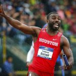 Former UH national champion sprinter Cameron Burrell dead at 26 💥😭😭💥