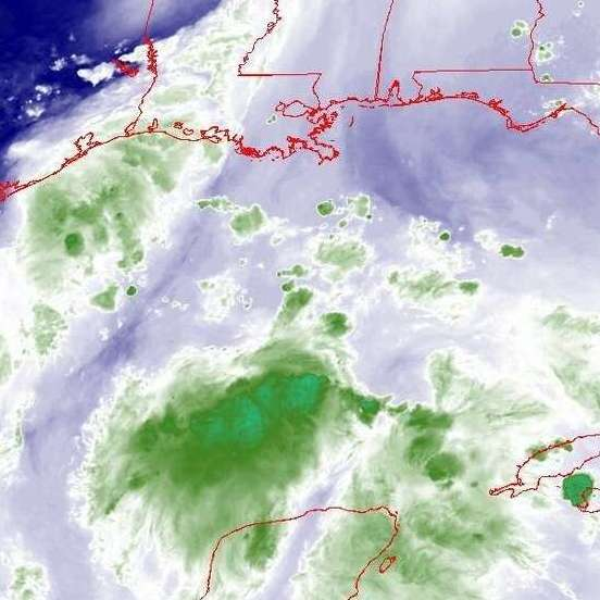 HD Decor Images » See satellite photos of storm as it threatens the Gulf of Mexico     PHOTOS  Invest 95L in photos These images show Invest 95L as it appeared on  Wednesday