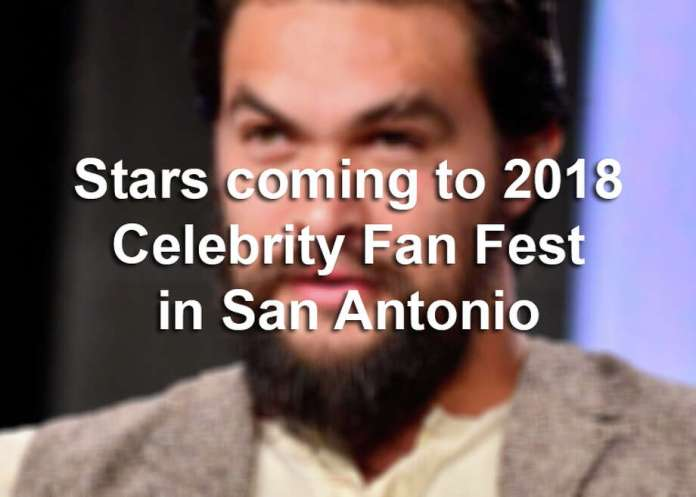 A full lineup of movie and TV actors are heading to the Alamo City for the first-ever Celebrity Fan Fest, happening Nov. 10-11, 2018. Click ahead to see which stars you'll be able to meet in San Antonio. Photo: Jerod Harris/Getty Images For Sundance Channe / 2014 Getty Images