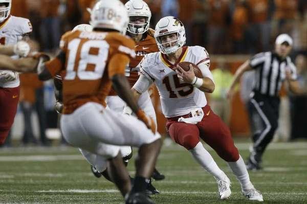 Alamo Bowl: Iowa St. vs. Washington St. - Houston Chronicle