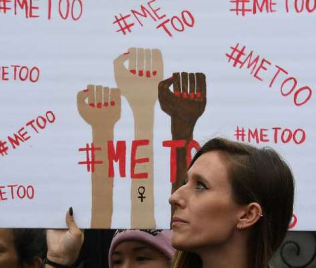 1of2the Metoo Movement Helped Spawn A Slew Of Bills In The California Legislature Seeking To Curb Sexual Harassment Photo Mark Ralston Afp Getty