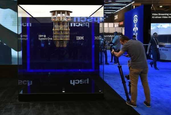 IBM, Exxon Mobil make quantum computing leap - Houston ...