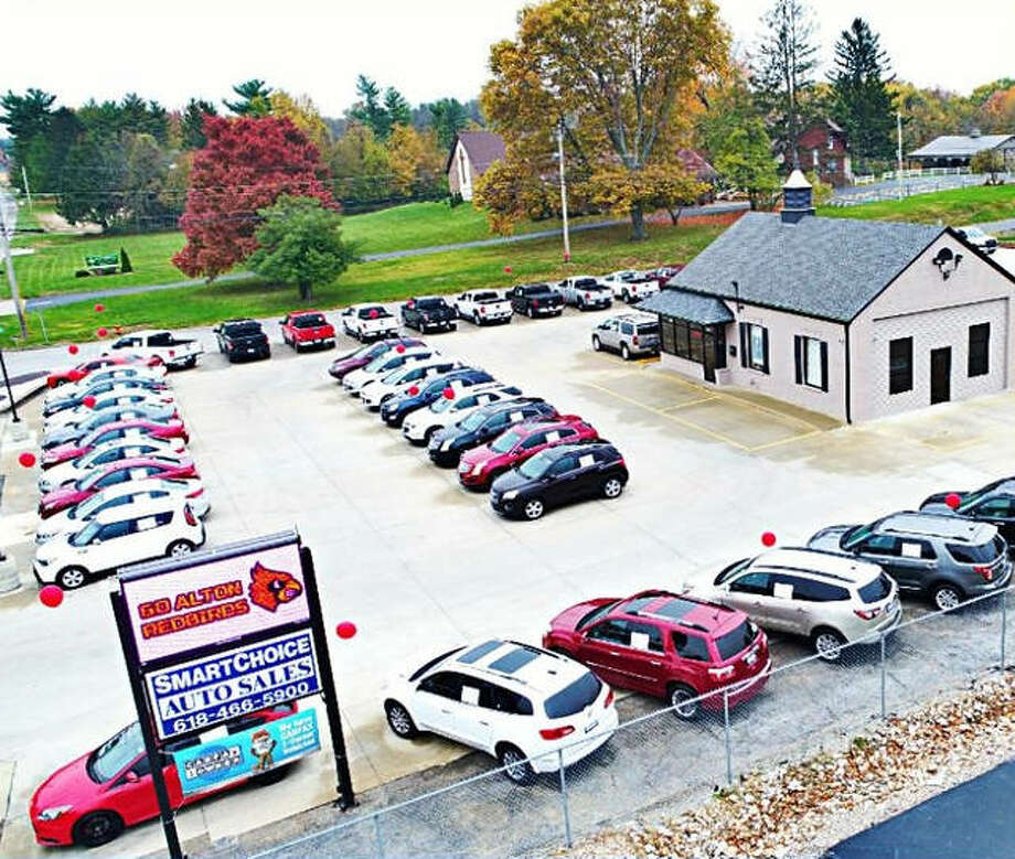 Smart Choice Auto Sales in Godfrey. Photo: Smart Choice Auto Sales On Facebook