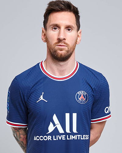 He doesn't need to win the world cup or the copa américa with argentina to clarify this because he show. Lionel Messi