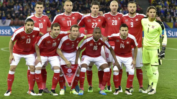 Switzerland National Team » Squad World Cup 2018 Russia