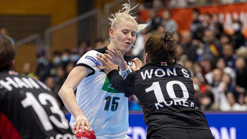 handball wm der frauen danemark