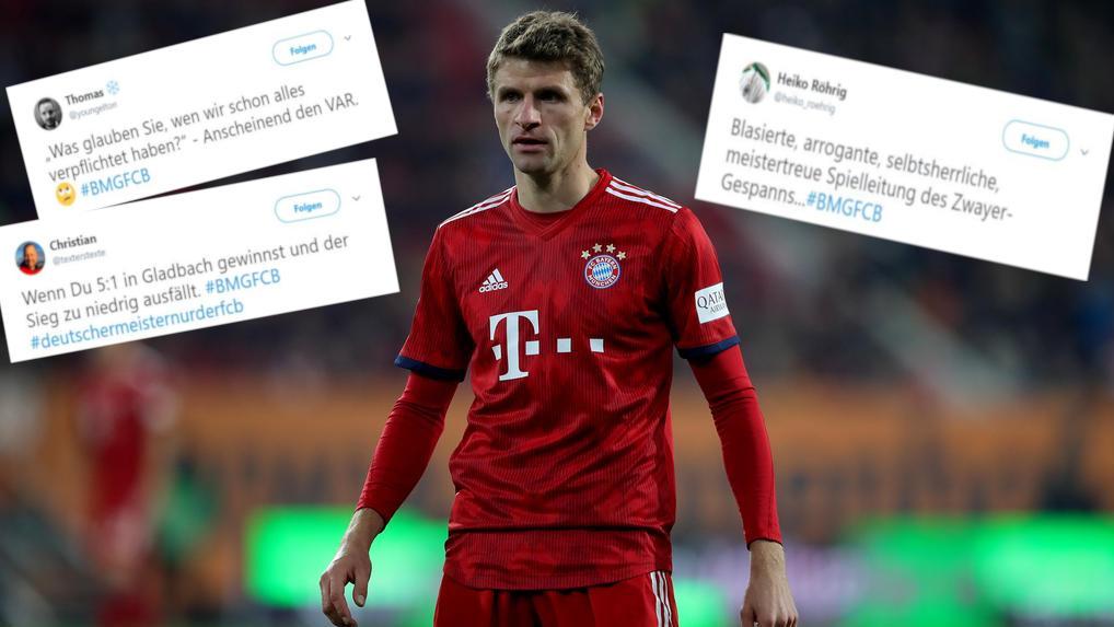 https www sport de news ne3553457 fc bayern besiegt gladbach so reagiert das netz