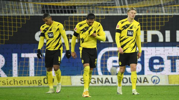 FLOP: BVB back in the mentality debate