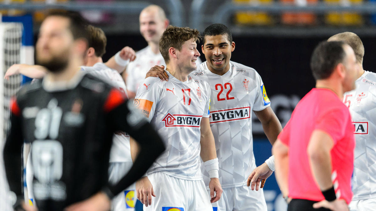 handball wm irre szenen danemark