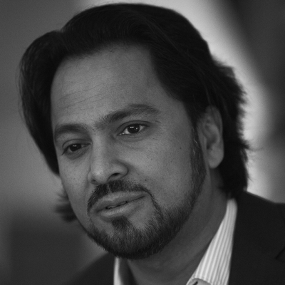 Ajmal Masroor Headshot