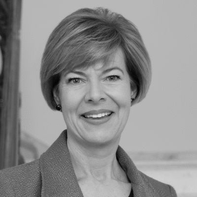 Sen. Tammy Baldwin Headshot