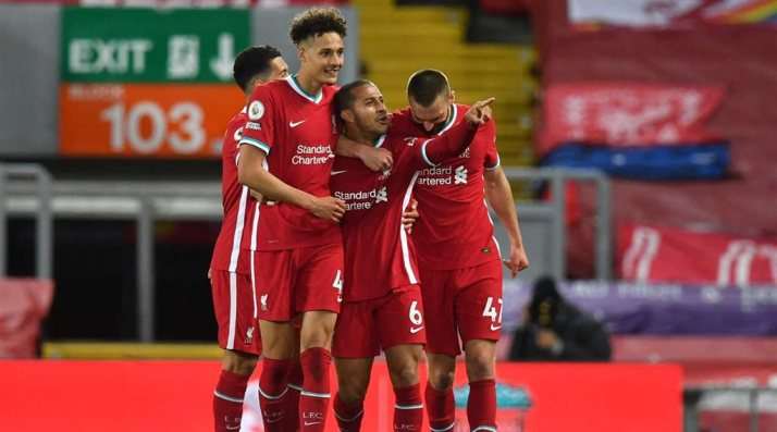 Liverpool dealt with Southampton. More details here.