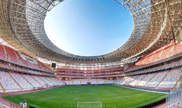 Antalya Central Stadium, photo: antalyaspor.com.tr