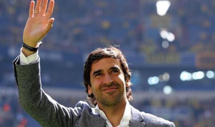 Raul could lead Eintracht Frankfurt