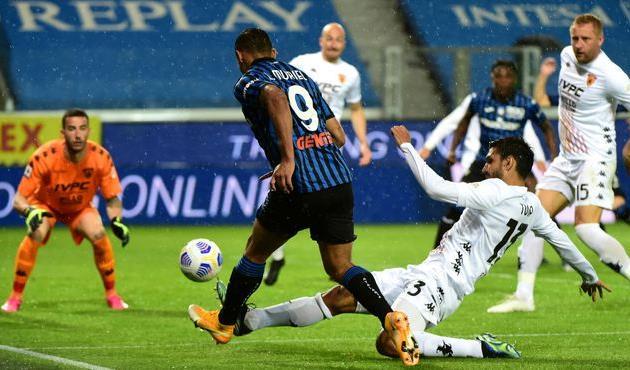Atalanta - Benevento 2: 0 Video goals and match review.